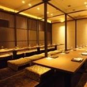 京都|50代・60代中心・個室・上質な食事会|